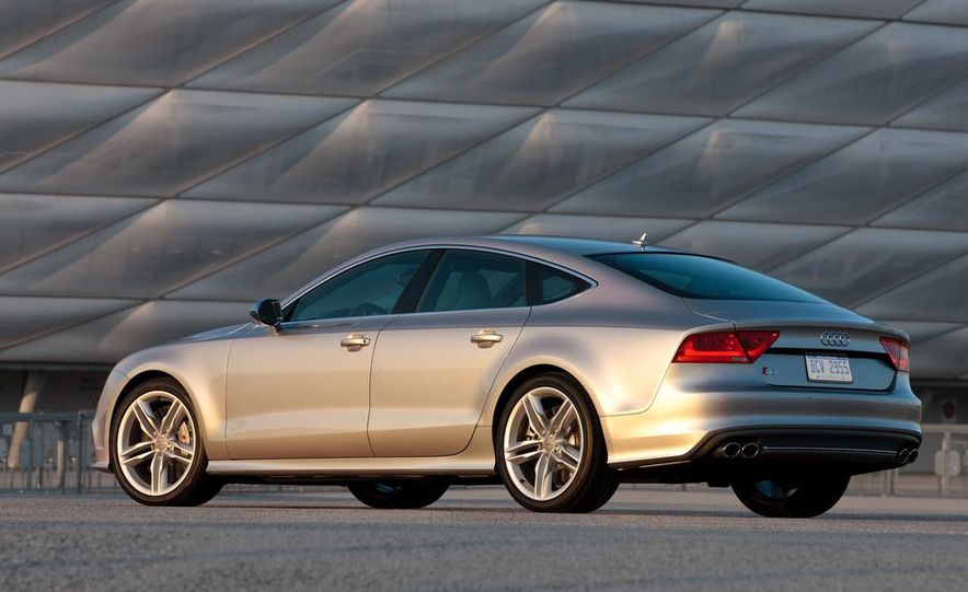 2016 Audi A5 (artist's rendering) - Slide 71