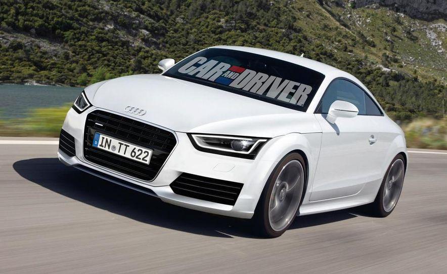 2016 Audi A5 (artist's rendering) - Slide 3