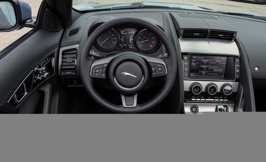 2015 Jaguar F-type coupe (spy photo) - Slide 49