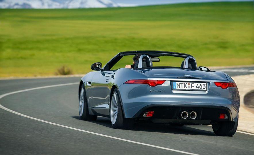 2015 Jaguar F-type coupe (spy photo) - Slide 41