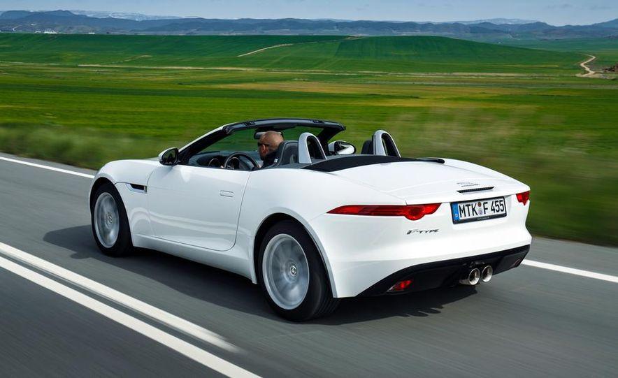 2015 Jaguar F-type coupe (spy photo) - Slide 63