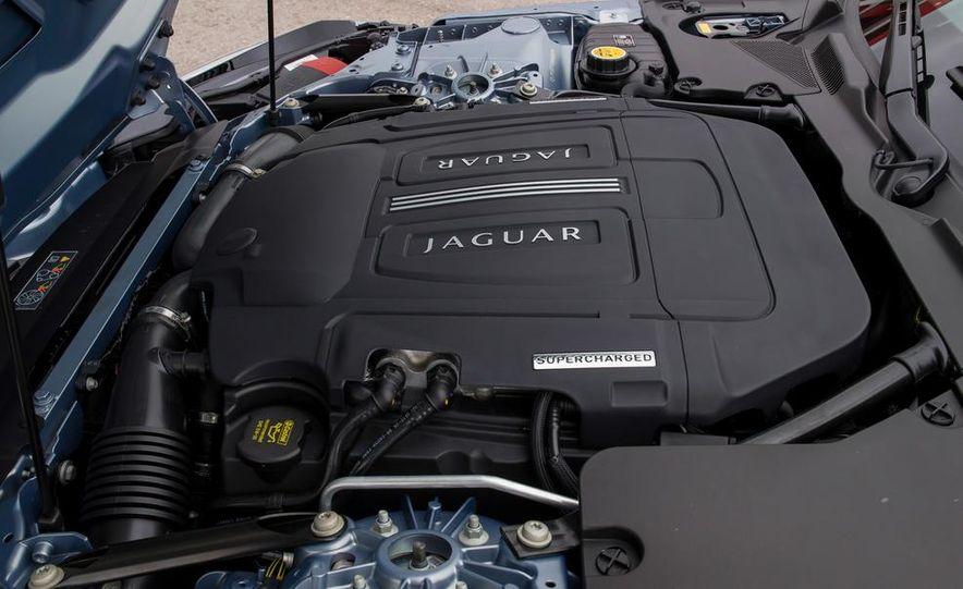 2015 Jaguar F-type coupe (spy photo) - Slide 56