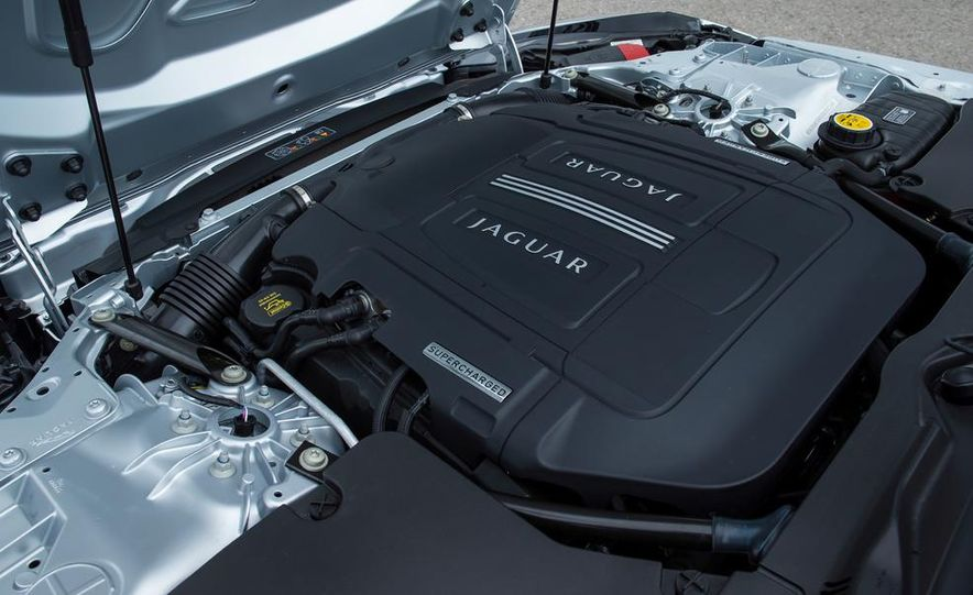2015 Jaguar F-type coupe (spy photo) - Slide 22