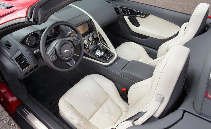 2015 Jaguar F-type coupe (spy photo) - Slide 89
