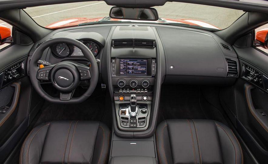 2015 Jaguar F-type coupe (spy photo) - Slide 104
