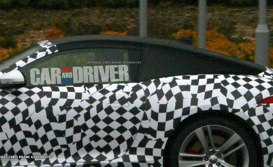 2015 Jaguar F-type coupe (spy photo) - Slide 7