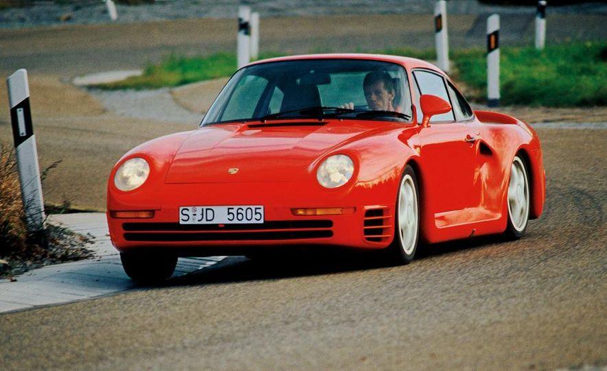 1986 Porsche 959 - Slide 1