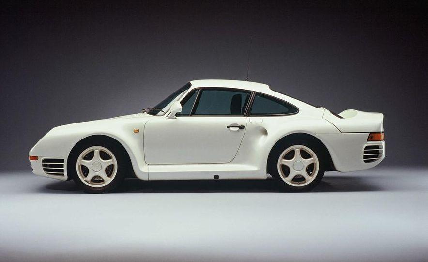 1986 Porsche 959 - Slide 2