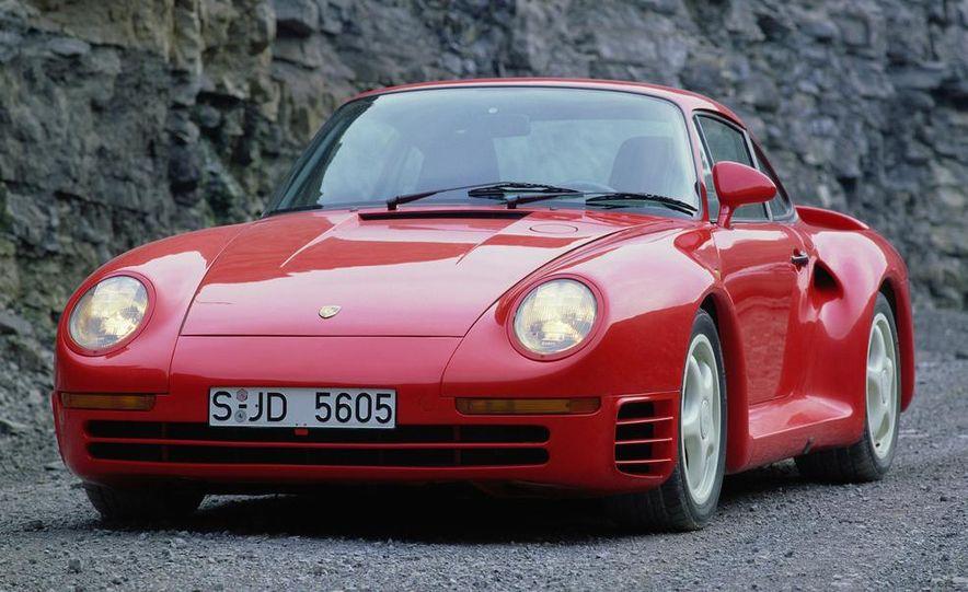 1986 Porsche 959 - Slide 3