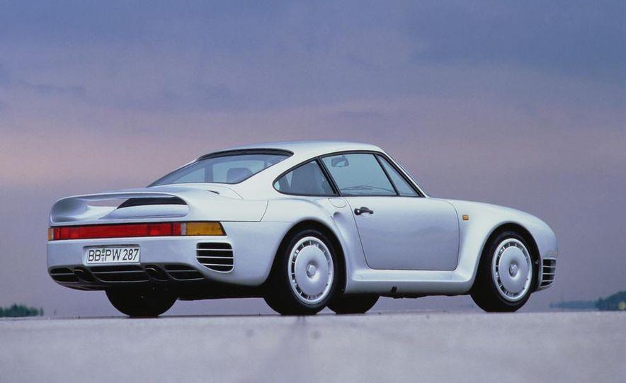 1986 Porsche 959 - Slide 4