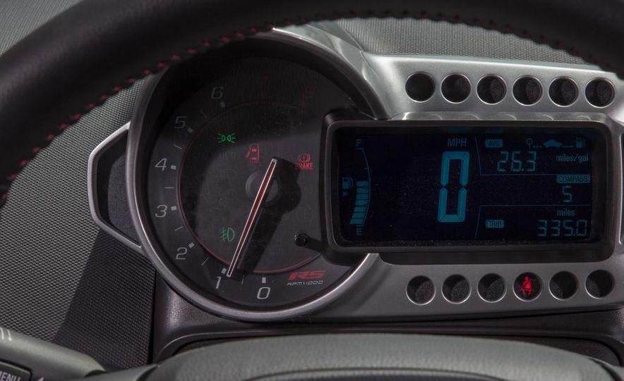 2013 Chevrolet Sonic RS - Slide 19