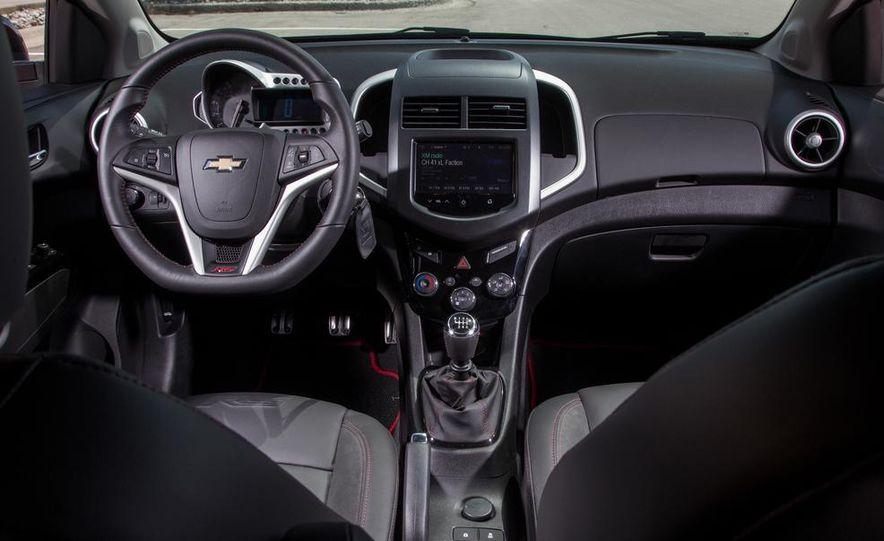 2013 Chevrolet Sonic RS - Slide 15