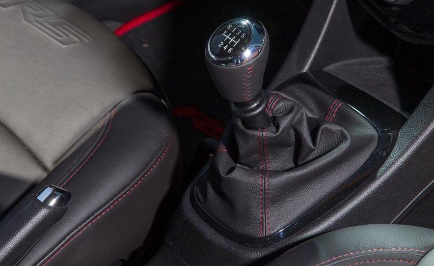 2013 Chevrolet Sonic RS - Slide 20