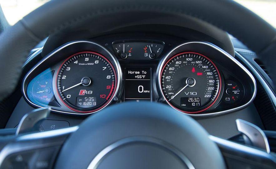 2014 Audi R8 V-10 Plus - Slide 24
