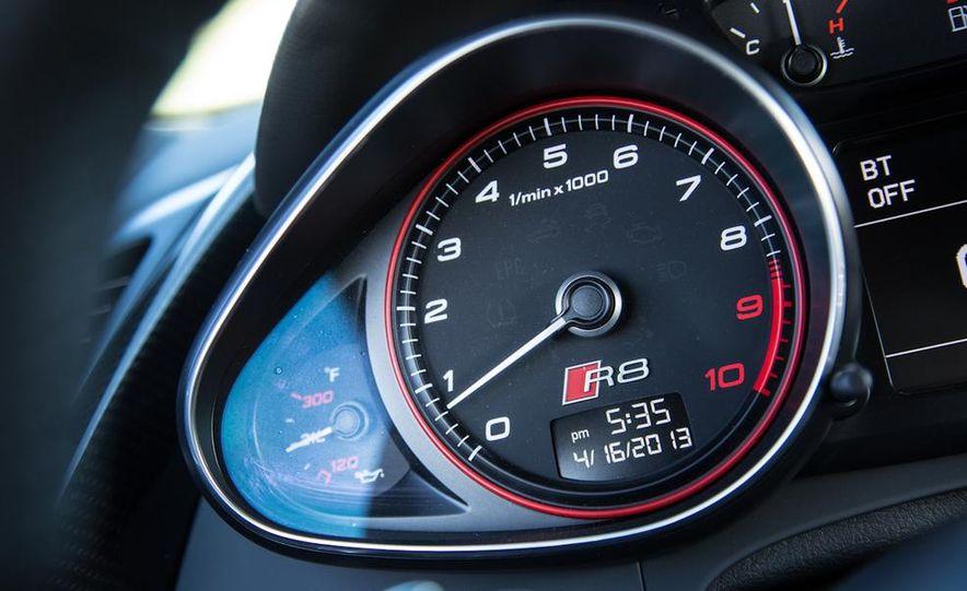2014 Audi R8 V-10 Plus - Slide 25