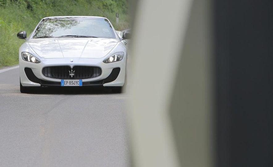 2013 Maserati GranTurismo MC convertible - Slide 1