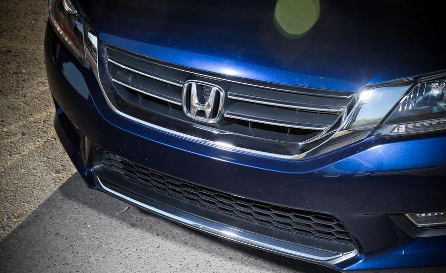 2014 Mazda 6 Grand Touring and 2013 Honda Accord EX-L - Slide 18