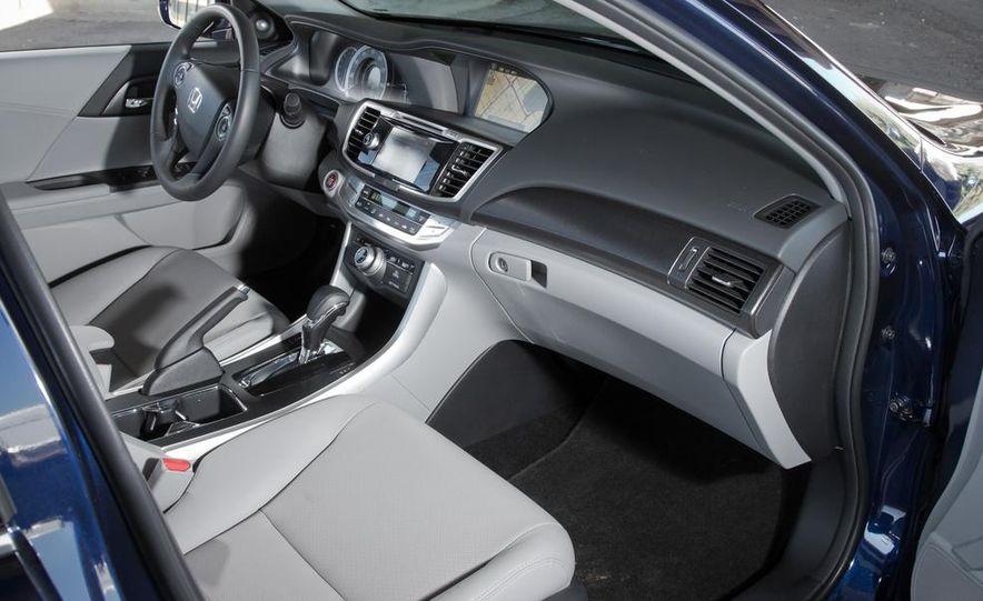 2014 Mazda 6 Grand Touring and 2013 Honda Accord EX-L - Slide 21