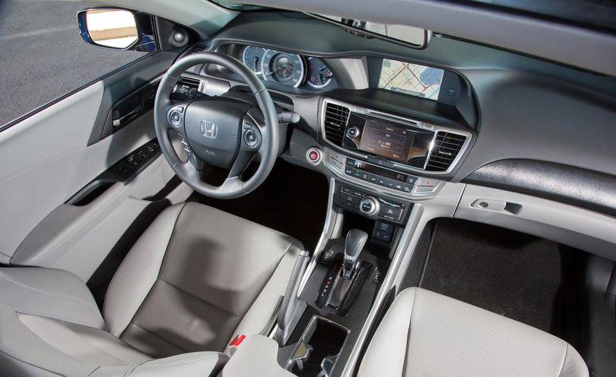 2014 Mazda 6 Grand Touring and 2013 Honda Accord EX-L - Slide 23