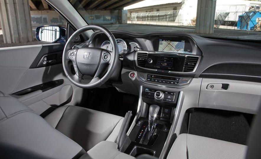 2014 Mazda 6 Grand Touring and 2013 Honda Accord EX-L - Slide 25