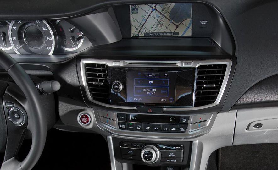 2014 Mazda 6 Grand Touring and 2013 Honda Accord EX-L - Slide 29