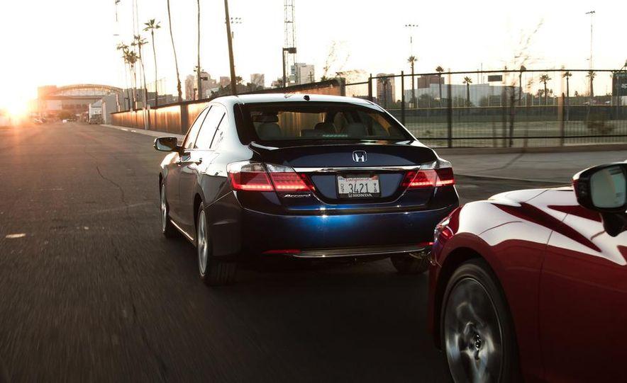2014 Mazda 6 Grand Touring and 2013 Honda Accord EX-L - Slide 5