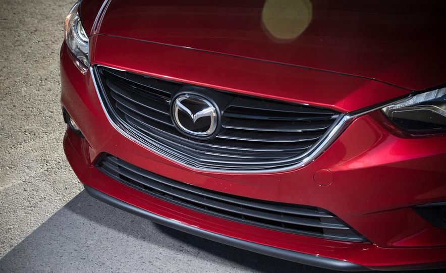 2014 Mazda 6 Grand Touring and 2013 Honda Accord EX-L - Slide 39