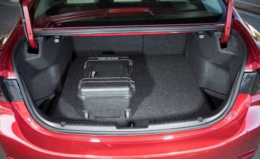 2014 Mazda 6 Grand Touring and 2013 Honda Accord EX-L - Slide 52