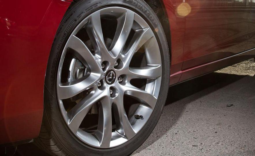 2014 Mazda 6 Grand Touring and 2013 Honda Accord EX-L - Slide 41