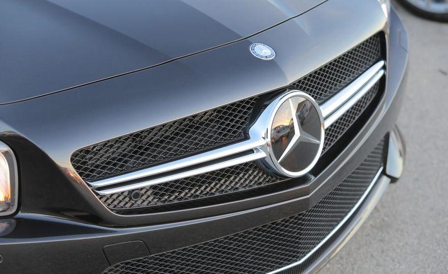 2013 Mercedes-Benz SL65 AMG - Slide 11