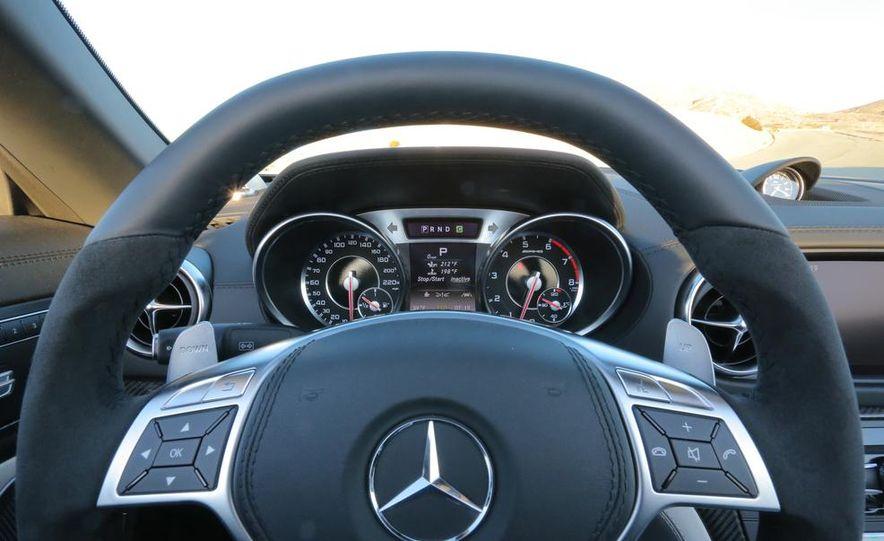 2013 Mercedes-Benz SL65 AMG - Slide 20