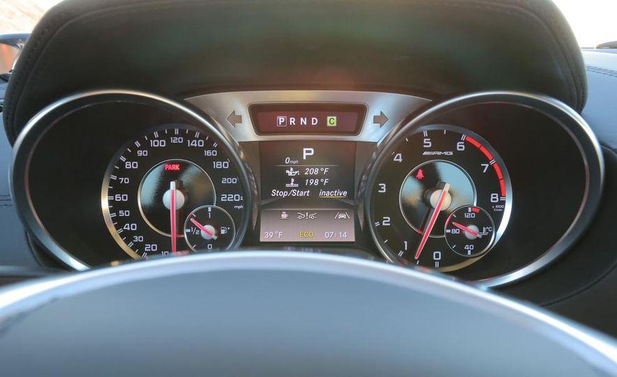 2013 Mercedes-Benz SL65 AMG - Slide 21