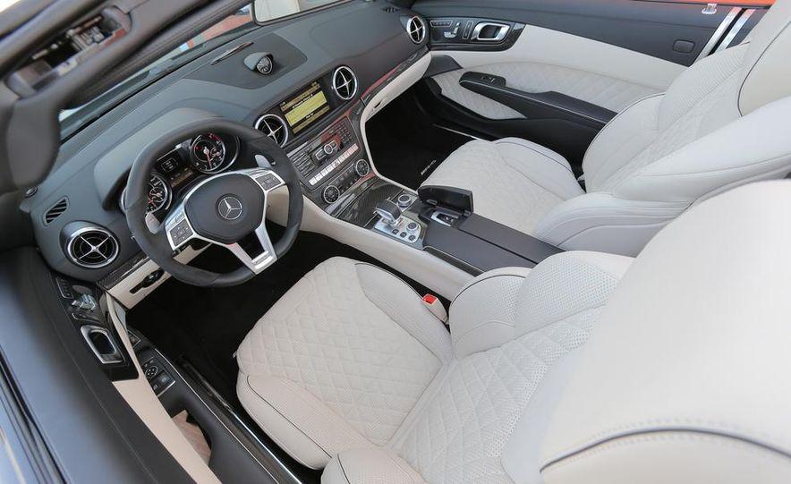 2013 Mercedes-Benz SL65 AMG - Slide 15