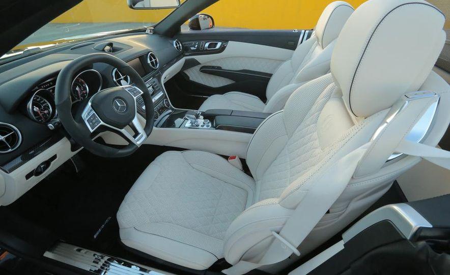 2013 Mercedes-Benz SL65 AMG - Slide 16
