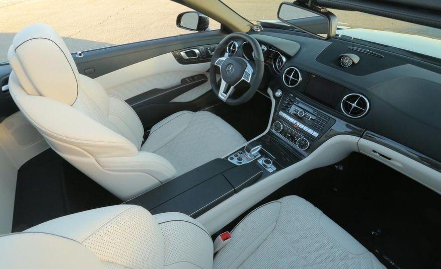 2013 Mercedes-Benz SL65 AMG - Slide 17