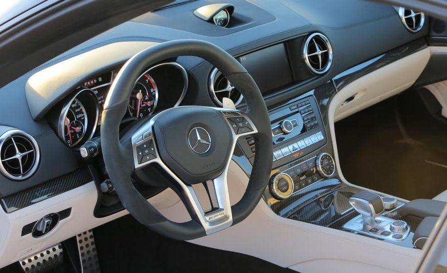 2013 Mercedes-Benz SL65 AMG - Slide 18