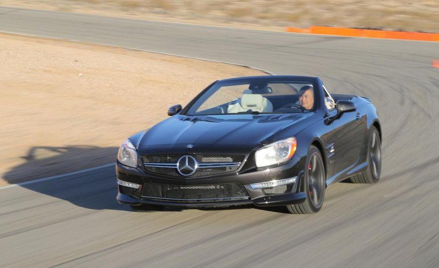 2013 Mercedes-Benz SL65 AMG - Slide 2