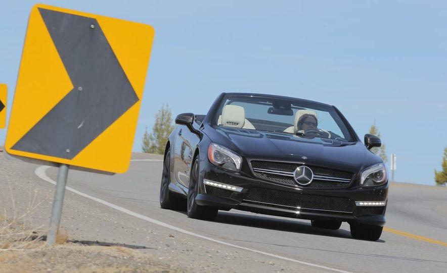 2013 Mercedes-Benz SL65 AMG - Slide 4