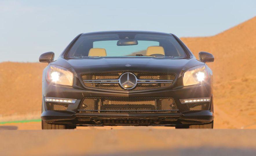2013 Mercedes-Benz SL65 AMG - Slide 5