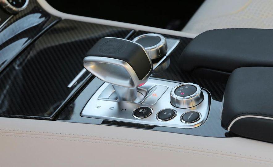 2013 Mercedes-Benz SL65 AMG - Slide 22