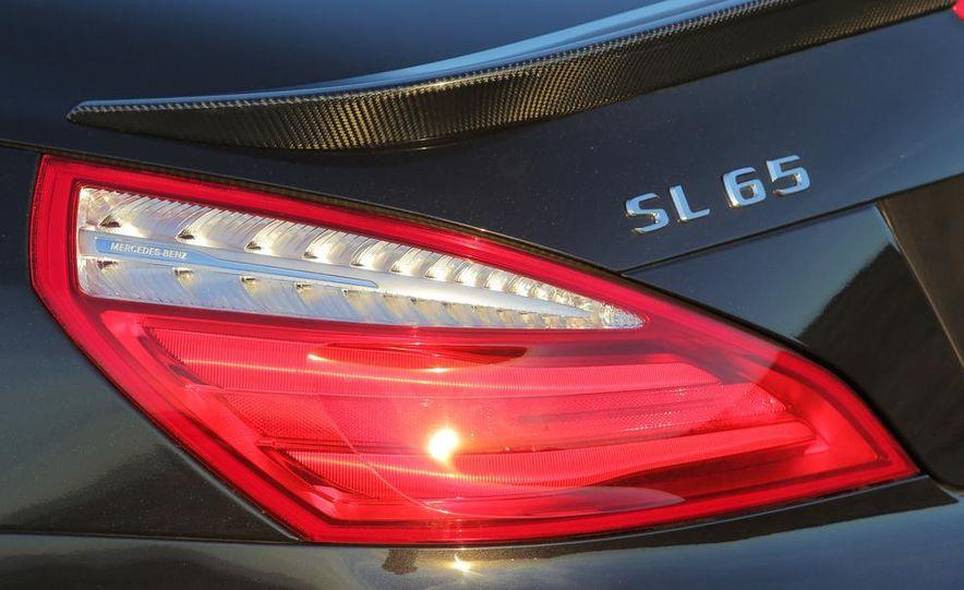 2013 Mercedes-Benz SL65 AMG - Slide 14