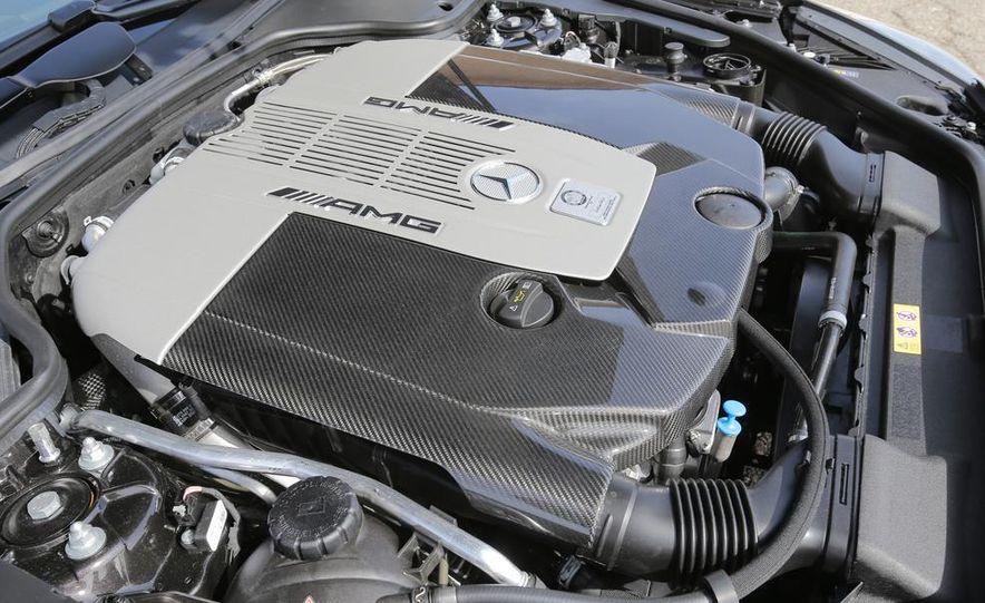 2013 Mercedes-Benz SL65 AMG - Slide 23