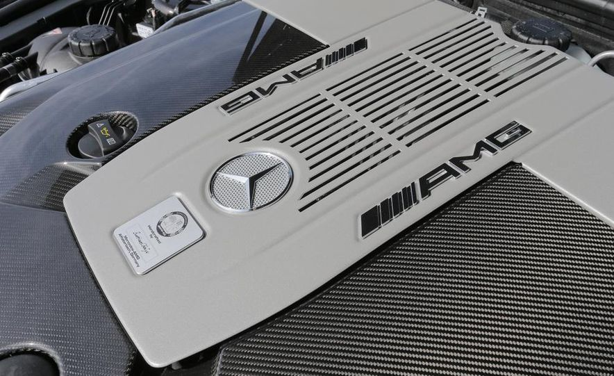 2013 Mercedes-Benz SL65 AMG - Slide 24