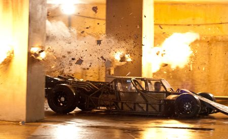 Cut to the Chase: The Making of a Modern-Day Automotive-Action Sequence
