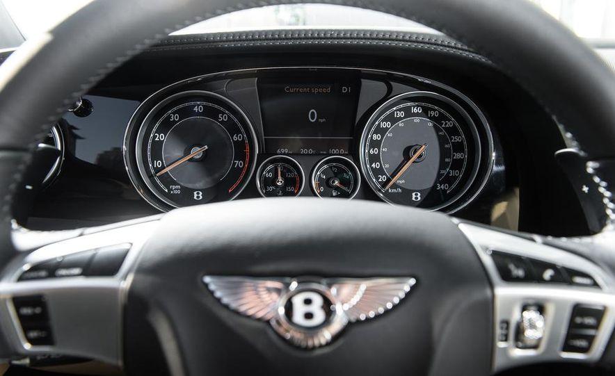 2014 Bentley Flying Spur - Slide 31