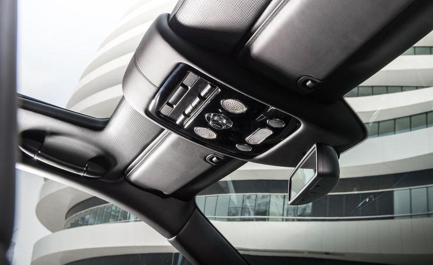 2014 Bentley Flying Spur - Slide 14