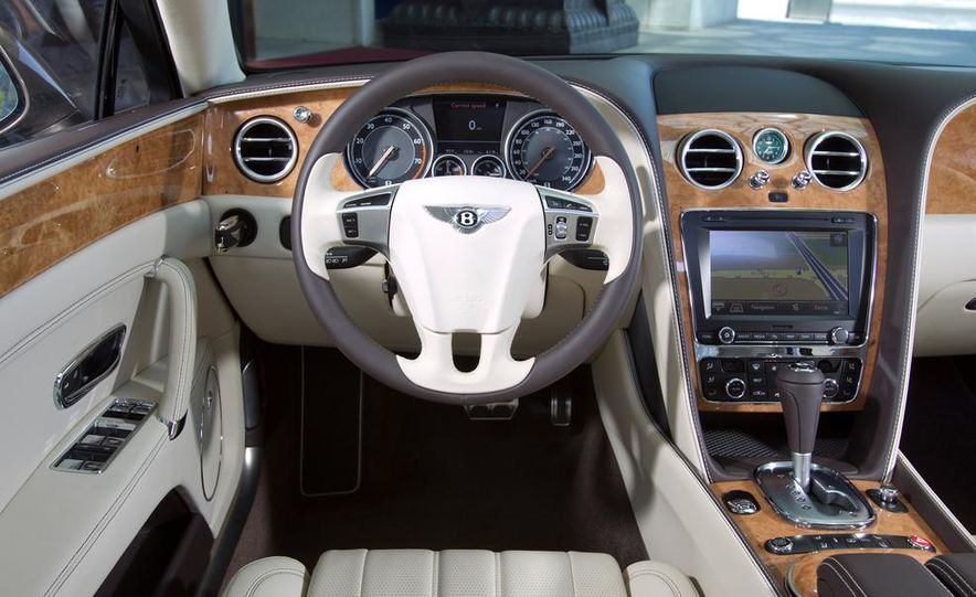 2014 Bentley Flying Spur - Slide 58