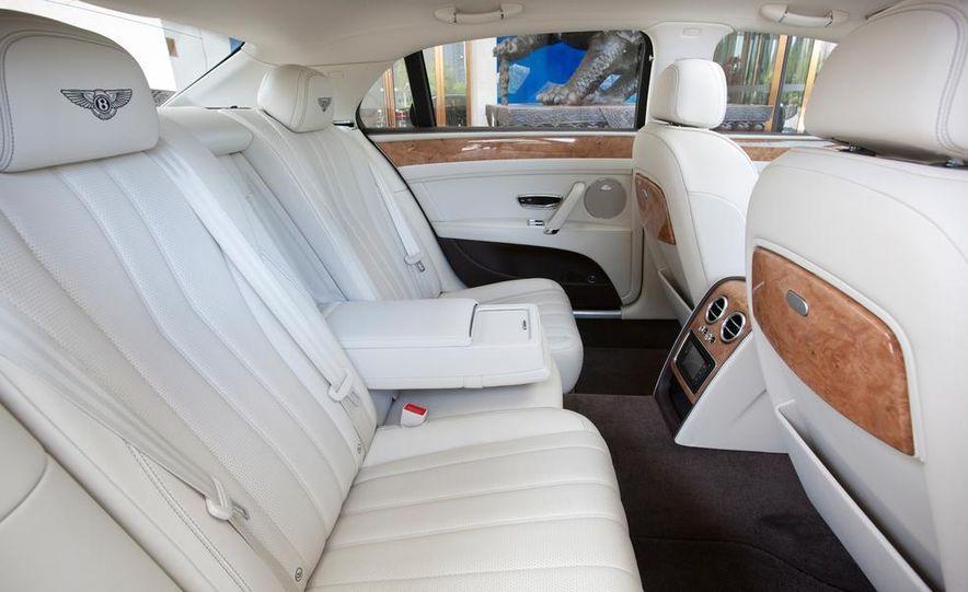 2014 Bentley Flying Spur - Slide 59