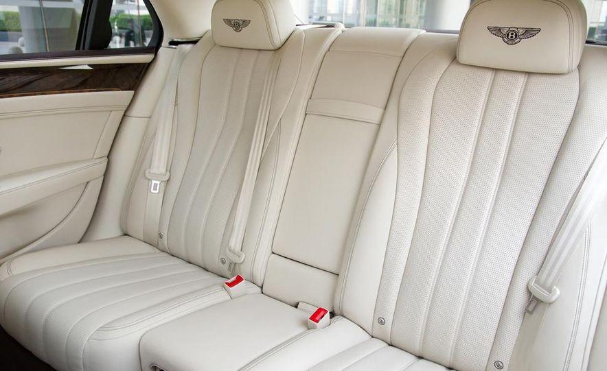2014 Bentley Flying Spur - Slide 74