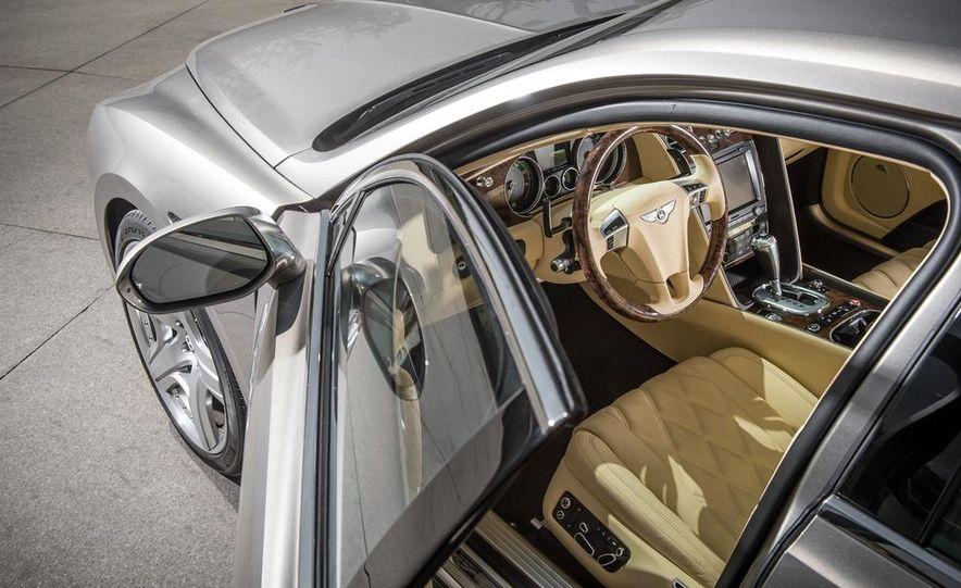 2014 Bentley Flying Spur - Slide 96